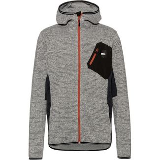 Picture Marco Fleecejacke Herren grey