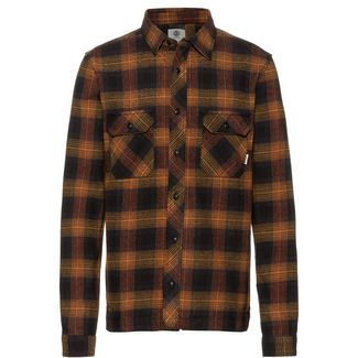 Element Wentworth Langarmhemd Herren gold brown