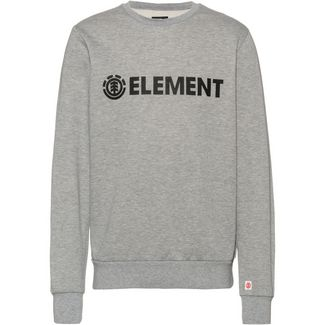 Element Blazin Sweatshirt Herren grey heather