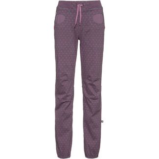 E9 MIX STARS Kletterhose Damen heather