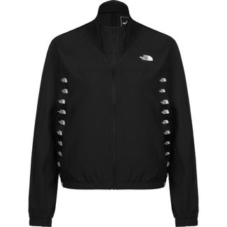 The North Face Train N Logo Outdoorjacke Damen schwarz