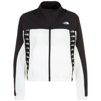 The North Face Train N Logo Outdoorjacke Damen schwarz / weiß