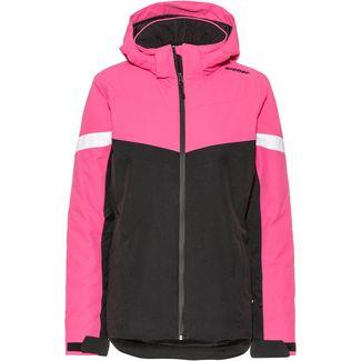 Ziener Pegina Skijacke Damen pink dahlia