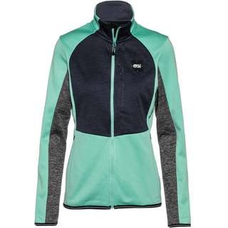 Picture Gate Fleecejacke Damen mint-green