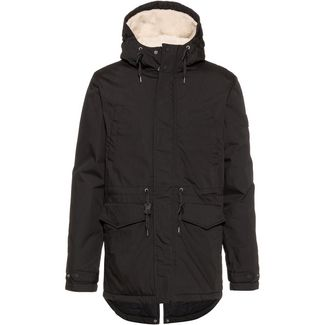 Element Roghan Parka Herren flint black