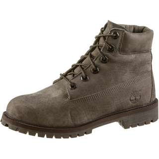 TIMBERLAND 6 Inch Premium Junior Boots Damen olive nubuck