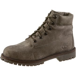 TIMBERLAND 6 Inch Junior Boots Damen olive nubuck