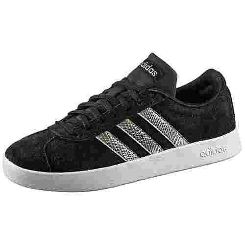 adidas VL Court 2.0 Sneaker Damen core black