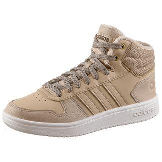 adidas Hoops 2.0 Sneaker Damen st pale nude