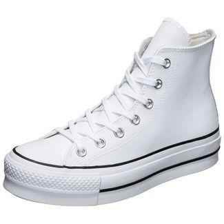 CONVERSE Chuck Taylor All Star Lift Sneaker Damen weiß / schwarz