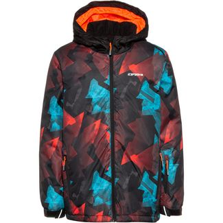 ICEPEAK LOCKE Skijacke Kinder orange