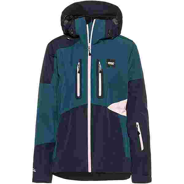 Picture Seen Skijacke Damen dark-blue