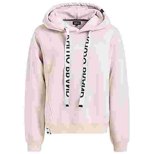 Khujo ANASI Sweatshirt Damen rosa