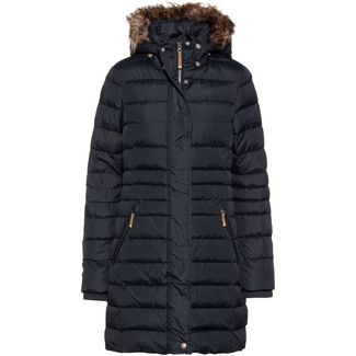 ICEPEAK Anamosa I Steppmantel Damen dark blue