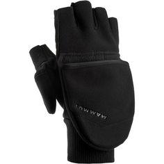 Mammut GORE-TEX Shelter Fingerhandschuhe black