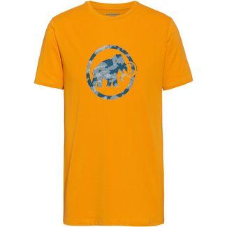 Mammut T-Shirt Herren golden