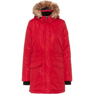 WLD Winter Voices Parka Damen red