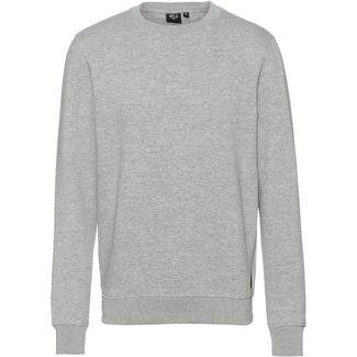 WLD Alrighttime Sweatshirt Herren grey melange