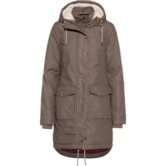 WLD Spicy Eden Parka Damen dark grey