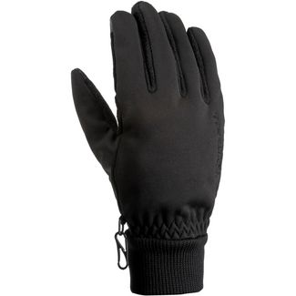 Ziener Fingerhandschuhe Herren black