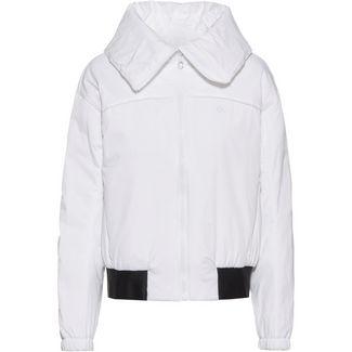 Calvin Klein Trainingsjacke Damen bright white