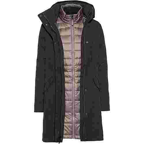 Patagonia 3in1 Vosque Doppeljacke Damen forge grey