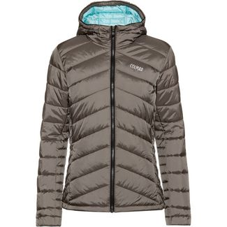 COLMAR Enigma Steppjacke Damen jungle-seawater
