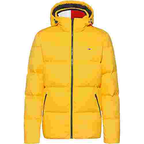Tommy Jeans Essential Daunenjacke Herren spectra yellow