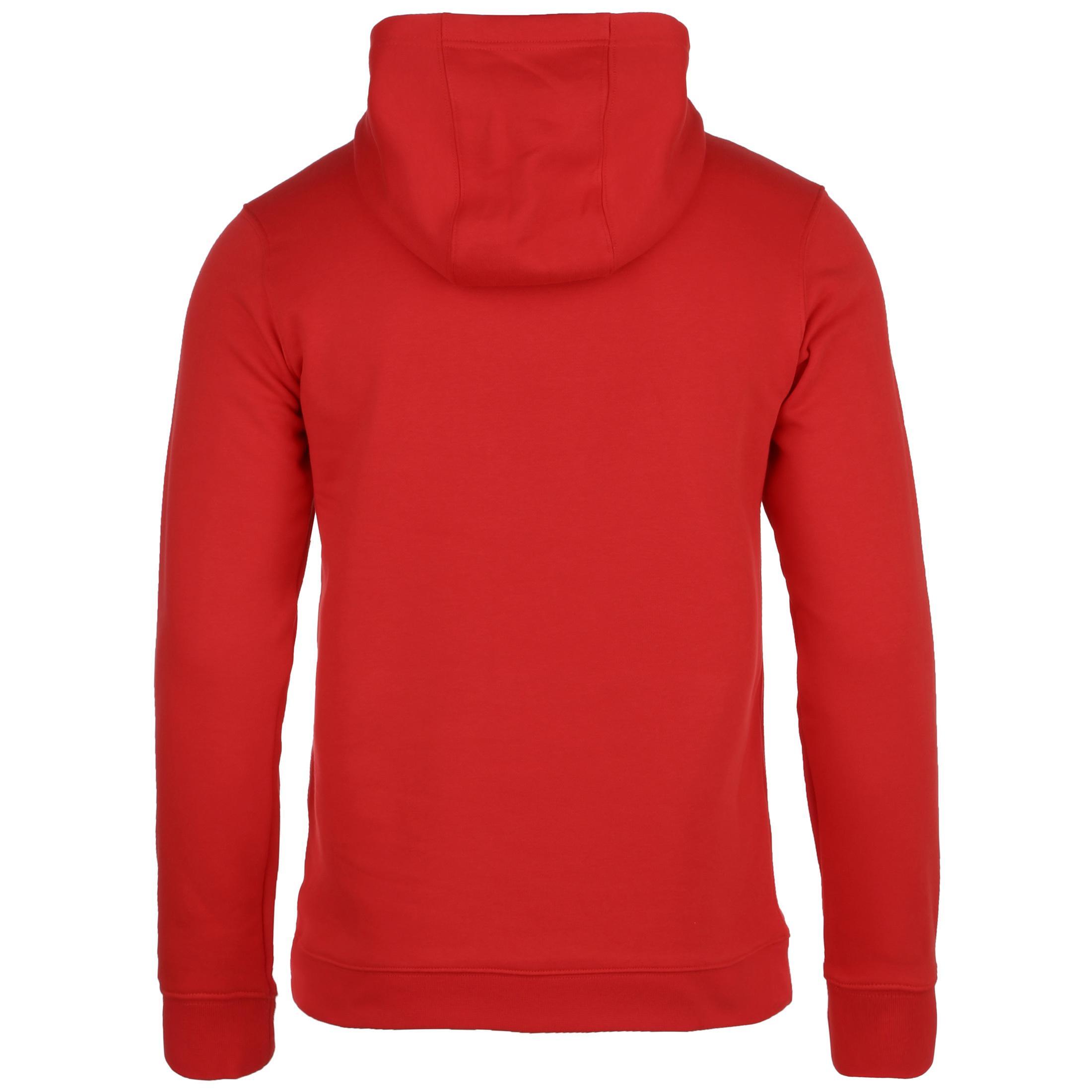 Nike Chicago Bulls Club Fleece Logo Hoodie Herren rot im Online Shop von SportScheck kaufen