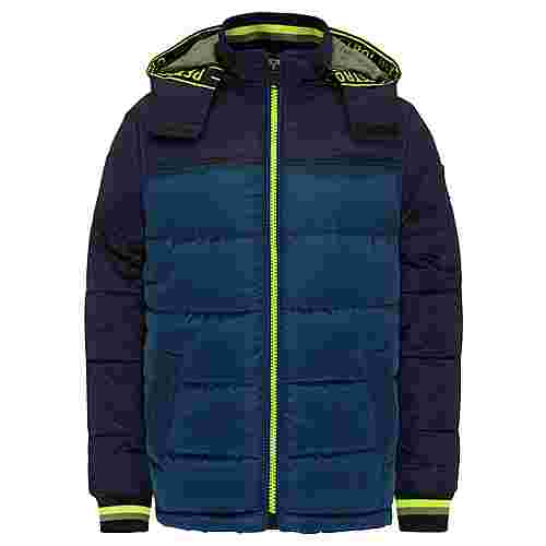 Petrol Industries Winterjacke Kinder Petrol Blue