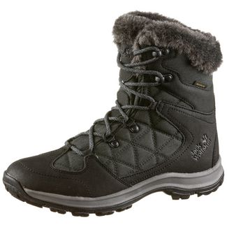 Jack Wolfskin Thunder Bay Texapore Winterschuhe Damen phantom-grey