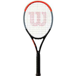 Wilson CLASH UL Tennisschläger black-grey-infrared