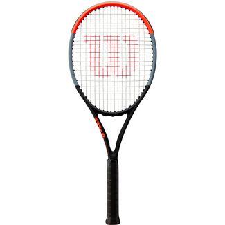 Wilson CLASH UL Tennisschläger black-grey-infrared
