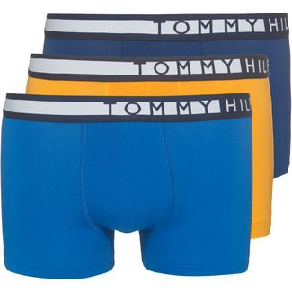 Tommy Hilfiger Boxer Herren sunflower-blue depths-lapis blue