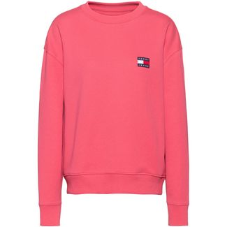 Tommy Jeans Sweatshirt Damen claret red