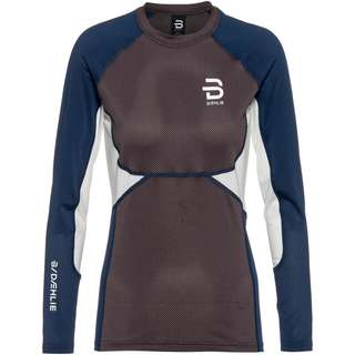 Björn Daehlie Funktionsshirt Damen estate blue