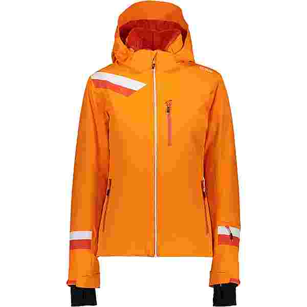 CMP Skijacke Damen orange