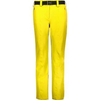 CMP Skihose Damen yellow