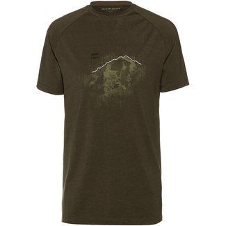Mammut Mountain Funktionsshirt Herren iguana