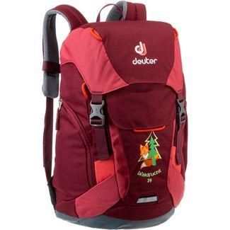 Deuter Waldfuchs 14 Wanderrucksack Kinder maron-cardinal