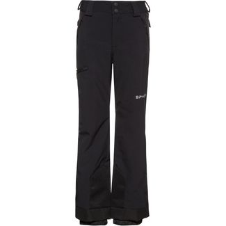 Spyder Propulsion Skihose Kinder black