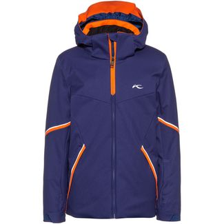 KJUS Formula Skijacke Kinder into-the-blue