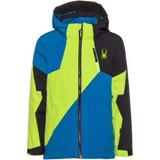 Spyder Ambush Skijacke Kinder old-glory