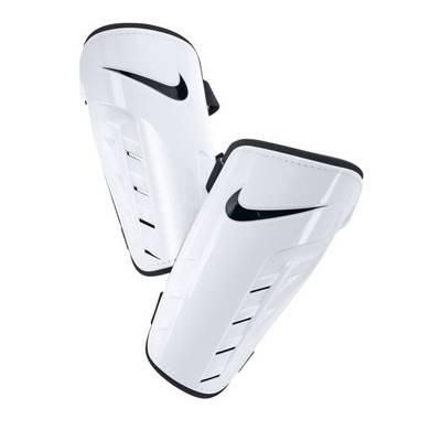 Nike Schienbeinschoner weiß