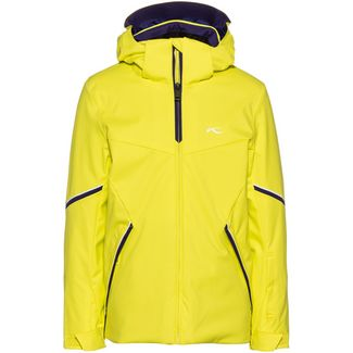 KJUS Formula Skijacke Kinder citric-yellow