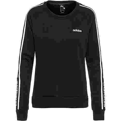 adidas Sweatshirt Damen black-white