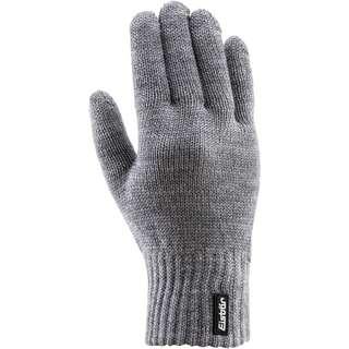 Eisbär Fine Fleece Handschuhe graumelange