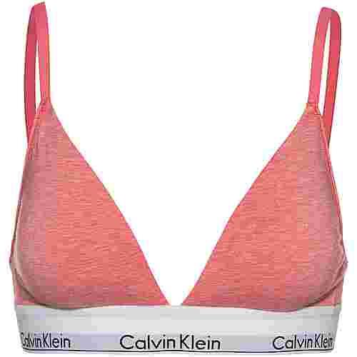Calvin Klein Bustier Damen pomelo heather