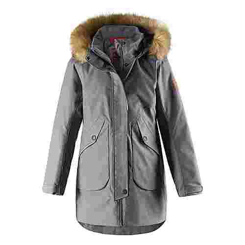 reima Inari Winterjacke Kinder Soft grey
