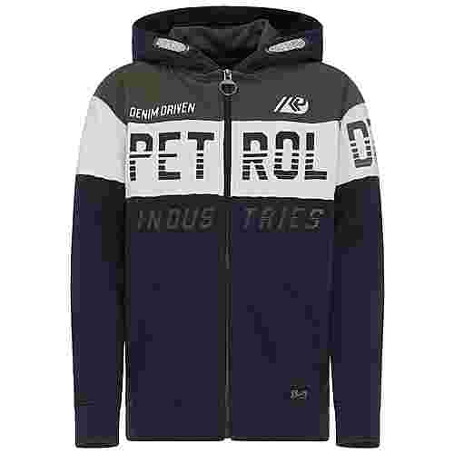 Petrol Industries Sweatshirt Kinder Dark Army